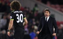 """Tiết lộ lý do khiến HLV Conte """"trảm"""" David Luiz"""
