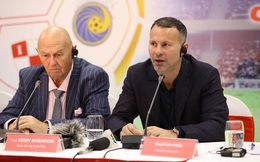 """Ryan Giggs tiết lộ """"siêu kế hoạch"""" đưa Việt Nam dự World Cup 2030"""