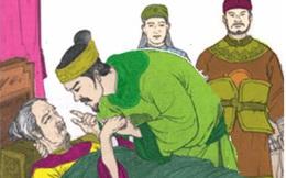 Lý Anh Tông được khen vì... không nghe lời vợ!