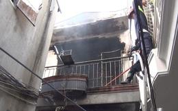 TP HCM: Nghi mâu thuẫn gia đình, tự châm lửa đốt nhà