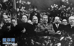 """Báo TQ: Thực hư việc Mao Trạch Đông bị Stalin """"giam lỏng"""" trong chuyến thăm đầu tiên tới Liên Xô"""
