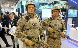 Thổ Nhĩ Kỳ giới thiệu trang phục chiến đấu công nghệ cao mới nhất