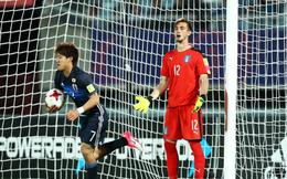 Ngược dòng khó tin, người Nhật đẩy U20 Việt Nam vào thế không thể khó hơn