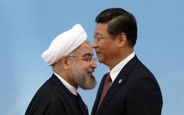 """Bị Mỹ cấm vận, Iran sống khỏe nhờ hàng chục tỉ USD của """"người bạn"""" Trung Quốc"""