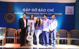NSƯT Chí Trung, nhạc sỹ Phú Quang cùng nhau làm giám khảo
