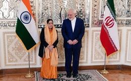 Ngoại trưởng Ấn Độ có chuyến thăm không báo trước tới Iran