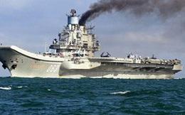 """Hải quân Nga với kế hoạch sở hữu """"siêu tàu sân bay"""""""