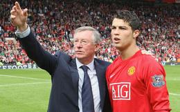 Cựu chủ tịch Real Madrid: Man United vẫn luôn ở trong trái tim Ronaldo