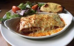 Thực khách ăn mỳ Ý liên tục bị lừa suốt 3 tháng cho đến khi một cặp đôi phanh phui sự thật