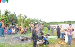 Vụ chìm xuồng ở Đắk Nông: Đã tìm thấy 2 thi thể