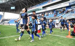 """Xuân Trường gây """"sốt"""" khi viết thư chia tay Incheon United bằng tiếng Anh"""