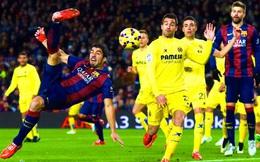 Box TV: Xem TRỰC TIẾP Villarreal vs Barca (02h45)