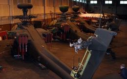 Lục quân Anh cho nghỉ hưu sớm trực thăng AH-64D, cơ hội mua đồ cũ chất lượng cao đã tới?