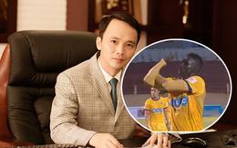"""""""Tập đoàn FLC bỏ giải thật thì cũng tốt cho bóng đá Việt Nam"""""""