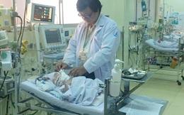 Phẫu thuật thành công cho bé sơ sinh ở TP.HCM bị bướu hiếm gặp, thế giới mới chỉ có 2 ca