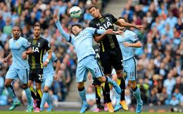 Box TV: Xem TRỰC TIẾP Man City vs Tottenham (00h30)