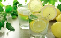 Nước chanh tốt nhưng không nên uống quá nhiều nếu không muốn gặp 3 tác dụng phụ đáng sợ