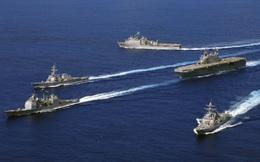 Hải quân Mỹ bất đồng gay gắt với kế hoạch 355 tàu chiến