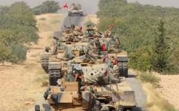 """Phiến quân bị quây ở Hama, hứng đòn từ Su-34, Su-35 của Nga - """"Lá chắn Euphrates"""" sụp đổ?"""
