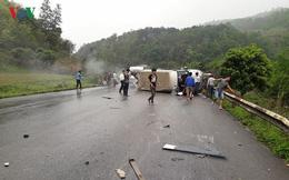 Ảnh: Hiện trường vụ tai nạn thảm khốc trên cầu Sài Hồ, Lạng Sơn