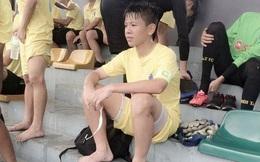 Sau sự cố dọa cắt gân chân đối thủ, U15 Thanh Hóa thua tan nát