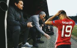 Sau tất cả, Man United của Mourinho chỉ là con sư tử có lá gan chuột nhắt
