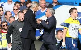 Đừng mơ chuyện Mourinho buông xuôi trước Arsene Wenger
