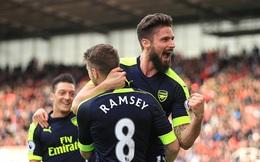 """Vượt qua """"bàn thắng bẩn"""", Arsenal tạo nên màn cao trào cho cuộc đua top 4"""