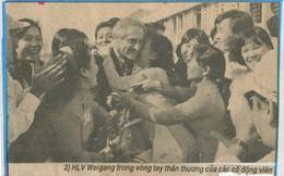 """Người thầy cả tháng cào tuyết, cứu rỗi """"linh hồn"""" một thời của bóng đá Việt Nam"""