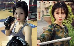 """Thiếu nữ 18 tuổi thành """"cao thủ"""" côn nhị khúc vì hâm mộ Lý Tiểu Long"""