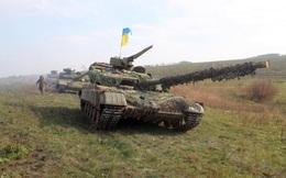 Phần thưởng là tiếng nổ: Cuộc thi xe tăng tại Ukraine kết thúc trong thảm kịch