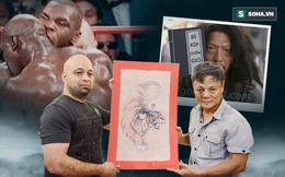 """Bức tranh """"con hổ giấy"""" trong làng võ Việt: Chuyện Mike Tyson cắn tai và bí kíp võ mồm"""