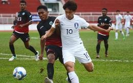 Gửi tin kém vui đến Việt Nam, Hàn Quốc, Đông Timor báo hiệu sự đáng sợ trước SEA Games