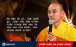 """Đức Phật: Ai cũng có một """"con bò""""! Điều gì Tần Thủy Hoàng, Thành Cát Tư Hãn tìm cả đời không thấy?"""