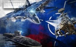 Mỹ có thể cùng lúc đè bẹp cả Nga lẫn Trung Quốc bằng máy bay tàng hình mới?