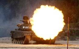 24h qua ảnh: Xe tăng Nga khai hỏa tại cuộc thi quân sự quốc tế