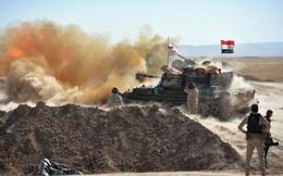 24h qua ảnh: Quân đội Iraq nã pháo hạng nặng diệt tàn quân IS