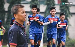 HLV Hoàng Anh Tuấn gây bất ngờ, khẳng định thất bại là tốt cho U18 Việt Nam