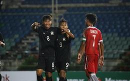 """Đá """"chấp người"""", Indonesia thua cay đắng Thái Lan sau loạt luân lưu nghẹt thở"""