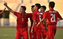 BOX TV trực tiếp U16 Việt Nam vs U16 Mông Cổ