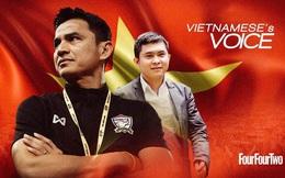 """Kiatisuk và báo Thái Lan giải thích về thông tin """"tiếp xúc VFF"""""""