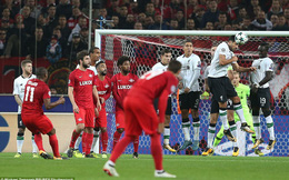 """Liverpool nhận kết cục bất ngờ sau 98 phút liên tục """"bắn phá"""" trên đất Nga"""