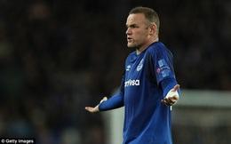 Everton mất điểm bạc nhược, Rooney bị chê tồi tệ hệt như thời Van Gaal