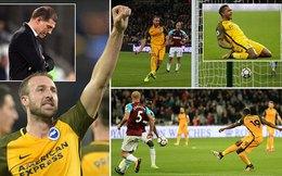 West Ham 0-3 Brighton & Hove Albion