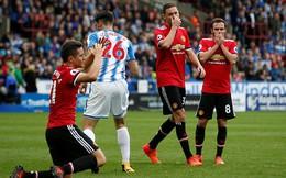 Huddersfield Town 2-1 Man United