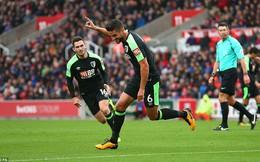 Stoke 1-2 AFC Bournemouth