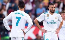 Ronaldo-Benzema, cặp tiền đạo vô hại nhất châu Âu