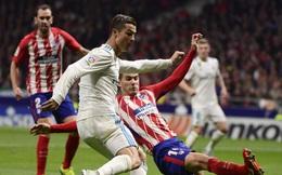 Nhân viên an ninh bị đấm mù mắt ở trận derby Madrid