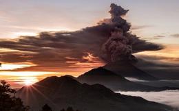 24h qua ảnh: Núi lửa ở Indonesia phun trào tro bụi dữ dội