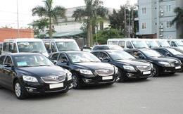 Thanh lý xe ô tô công: Cái giá chục triệu, cái không đồng nào